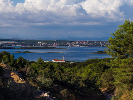Z Soline do Pasman – dwie strony jednej wyspy
